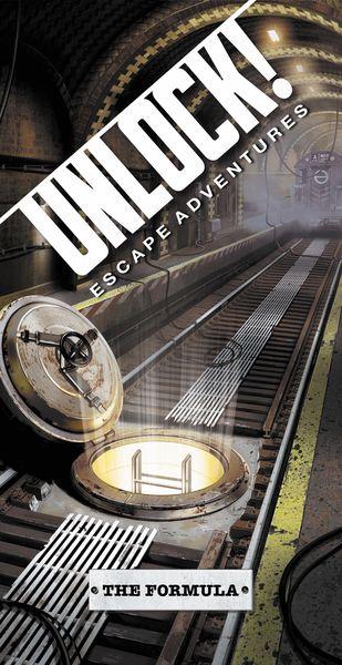 Unlock – The Formula
