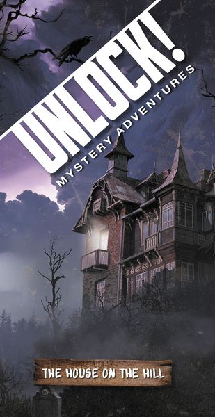 Unlock – The House on the Hill
