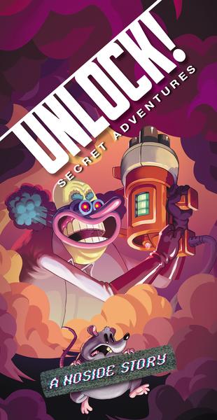 Unlock – A Noside Story